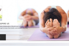 Yoga Teacher Ambassador for Ahnu