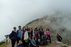 Our Visit To Mauch Picchu with the amazing Yogis!