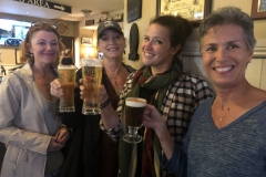 Enjoy a Pint at a Pub