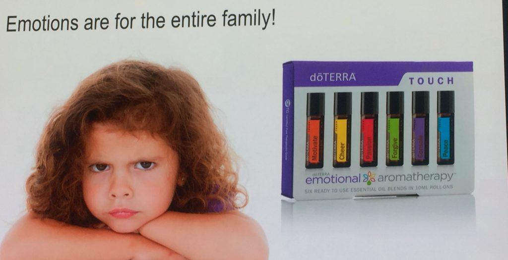 Emotional Aromatherapy For the Family - Adri Kyser