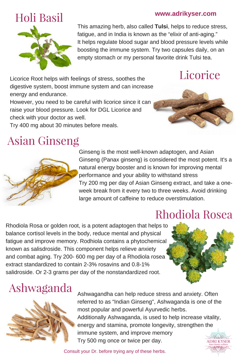 5-herbs-for-adrenal-support