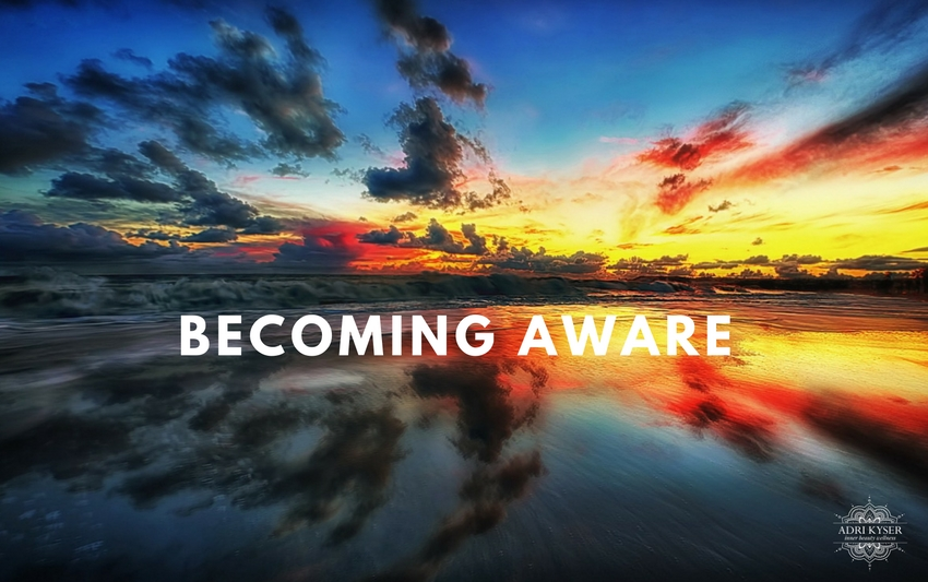 Becoming Aware - Adri Kyser