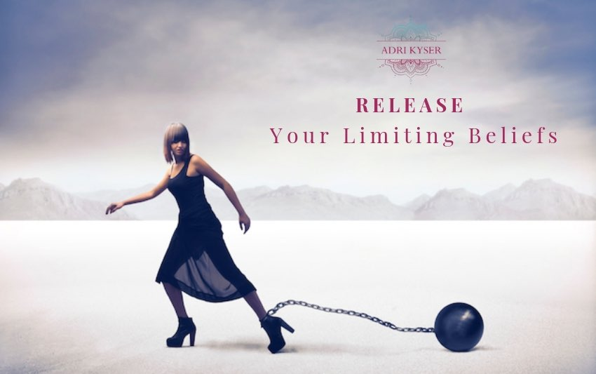 Release Limiting Beliefs - Adri Kyser