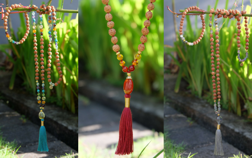 Handmade Malas From Bali - Limited Edition