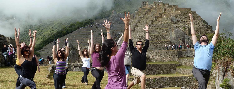 Adri Kyser - Machu-Picchu