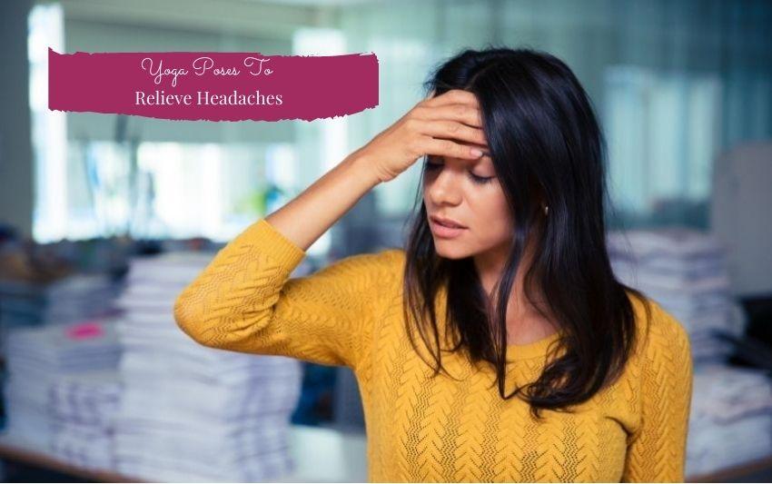 Relieve Headaches - Adriana Kyser