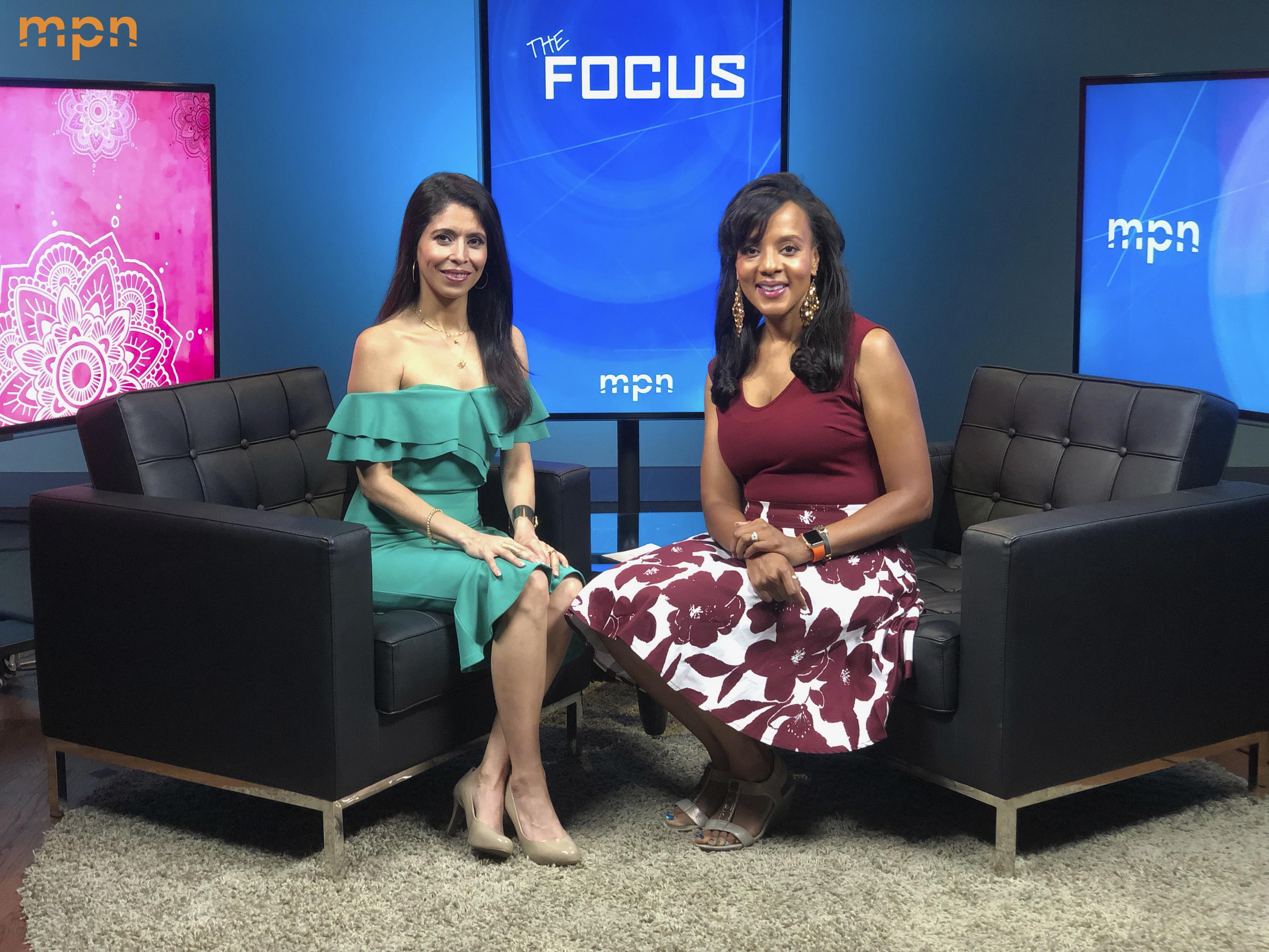 Adri's Interview on Amazon Prime