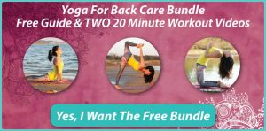 Adri Kyser's Yoga for Back Care Bundle